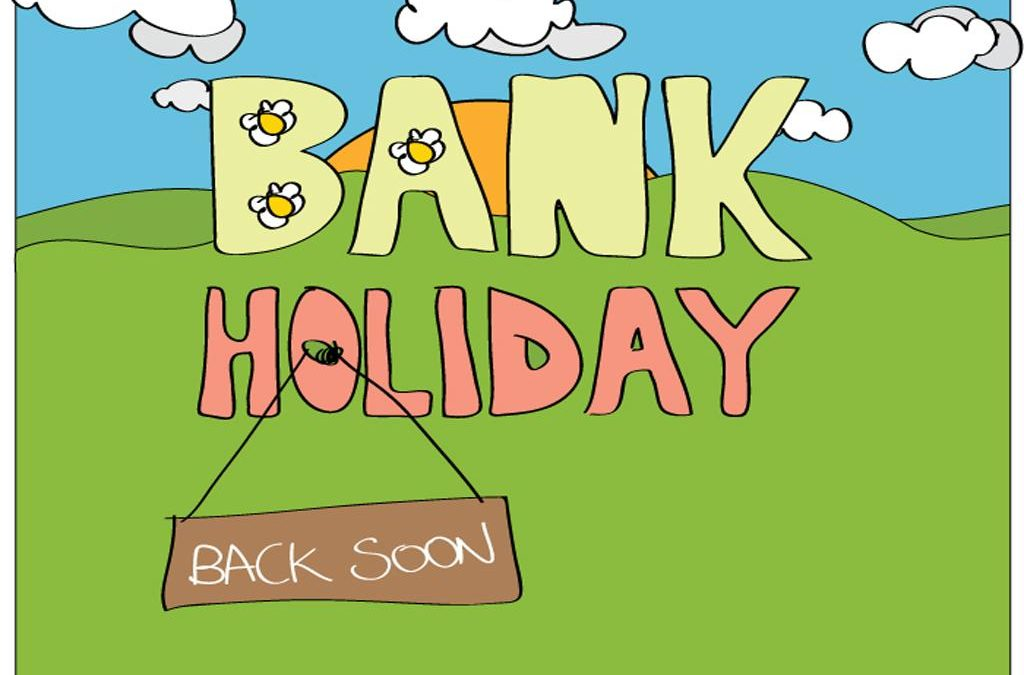 May Bank Holiday 2019 St Colmans Credit Union